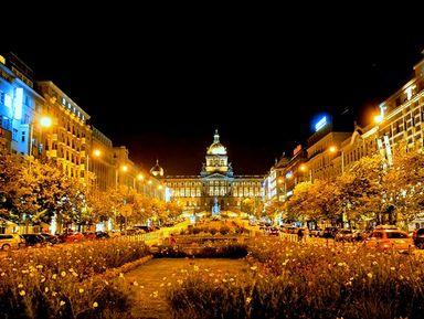 Экскурсия : Квест-экскурсия по сказочной Праге