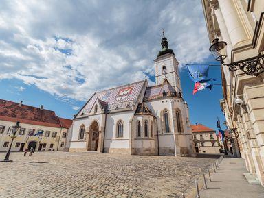 Экскурсия в Загребе: Истории старого Загреба