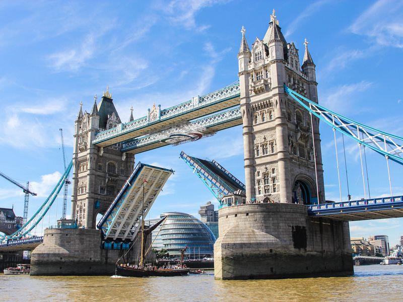 Экскурсия Весь Лондон за 4 часа на автомобиле!