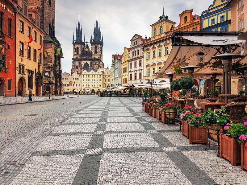 Экскурсия Центр Праги, Страговский монастырь имузей миниатюр
