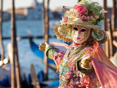 Венецианская маска— мастер-класс для взрослых идетей