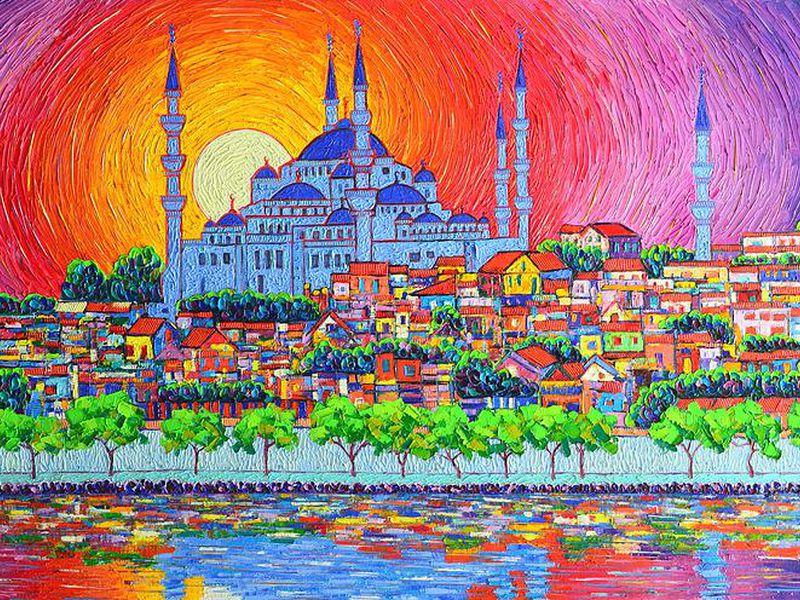 Экскурсия Молния: весь Стамбул за3часа!