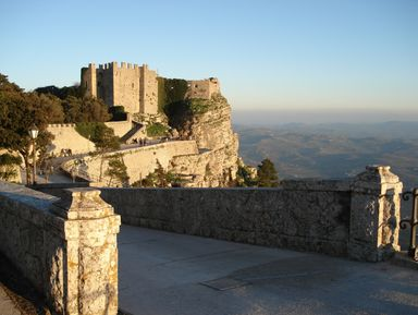 Эриче и Седжеста: два путешествия во времени на Сицилии