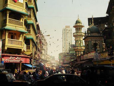 Вконтрастный Мумбаи изГоа наодин день
