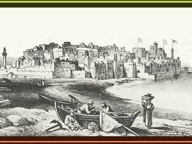 История древнего Яффо и старого Тель-Авива
