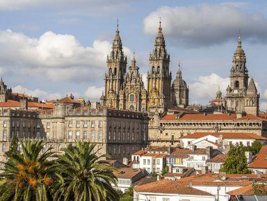 Обзорные и тематические экскурсии в городе Сантьяго-де-Компостела