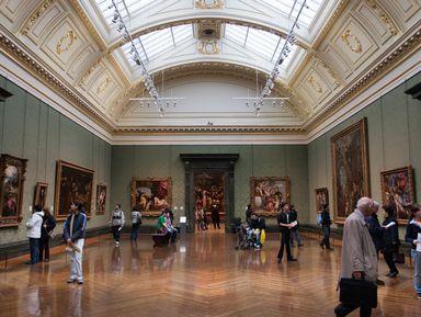 Судьба и сокровища Национальной галереи