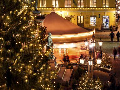 Рождественская сказка в Хельсинки
