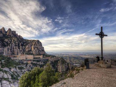 Групповой тур в сказочный Монтсеррат из Барселоны