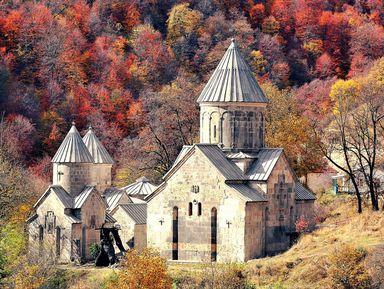 Севан и Дилижан. О природе и вере Армении