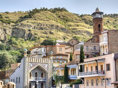 Тбилиси, какой он есть