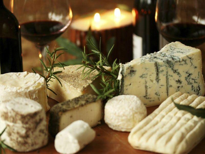 Экскурсия Праздник вкуса: дегустация лучших сыров