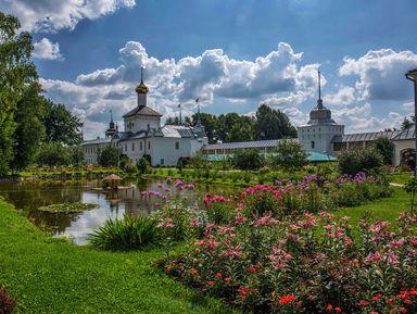 ИзЯрославля— встаринный Толгский монастырь