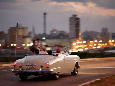 Ночная Гавана, или горячие ритмы Карибов