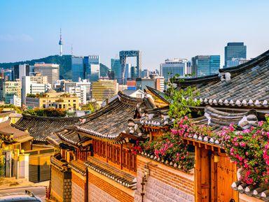 Онлайн-прогулка по фантастическому Сеулу