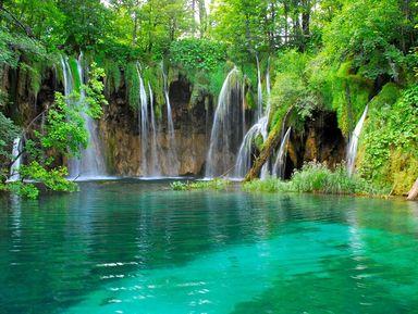 Водопады, каньоны и озера Черногории