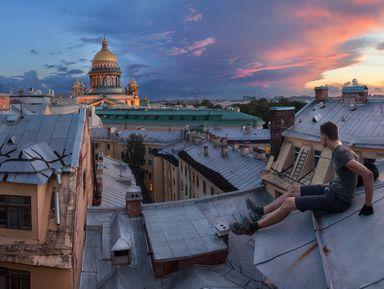"""Экскурсия """"Впоисках скрытого: другой Петербург"""": фото"""