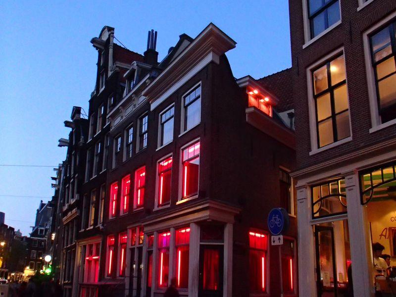 Экскурсия Злачный Амстердам