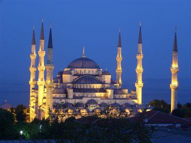 Обзорная прогулка по историческому полуострову Султанахмет