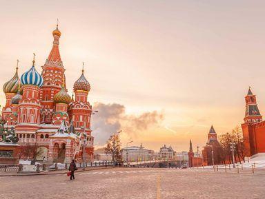 Обзорная прогулка по Москве «Все лучшее сразу»