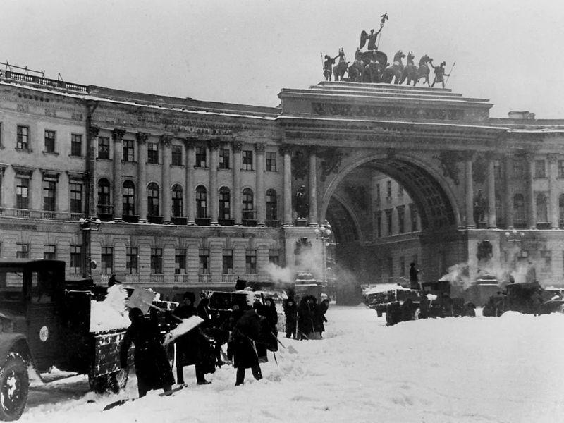 Экскурсия Истории и судьбы блокадного Ленинграда