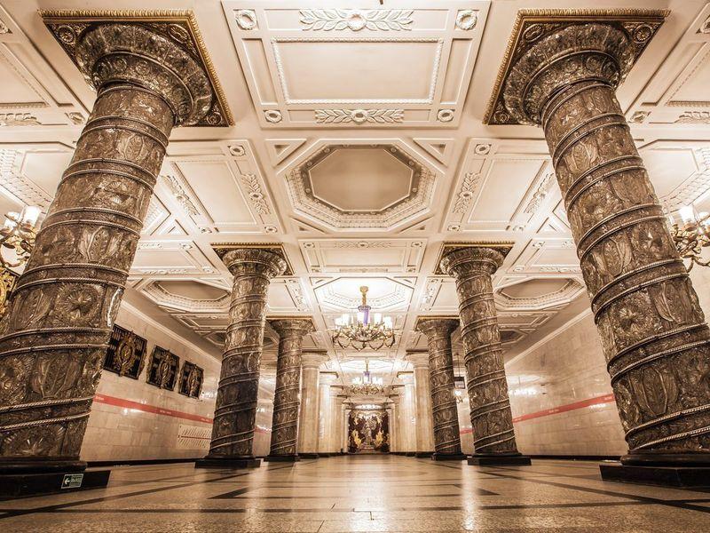 Экскурсия Легенды ленинградского метрополитена