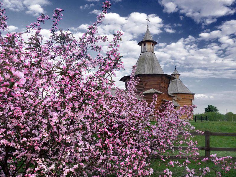 Экскурсия Коломенское: были и небыли самого красивого московского парка