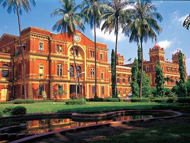 Колониальный Янгон: взгляд изнутри