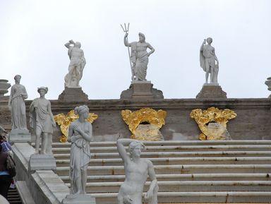 """Экскурсия """"Петергоф — резиденция Петра Великого"""": фото"""
