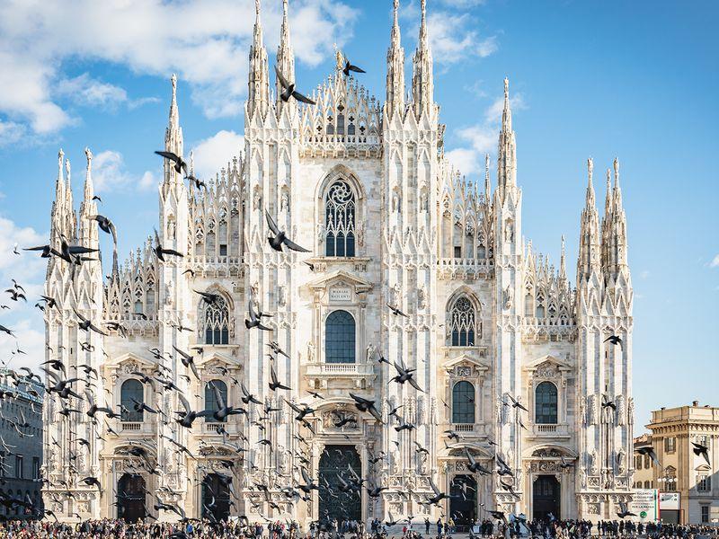 Все дороги ведут... в Милан! — необычные экскурсии в Милане