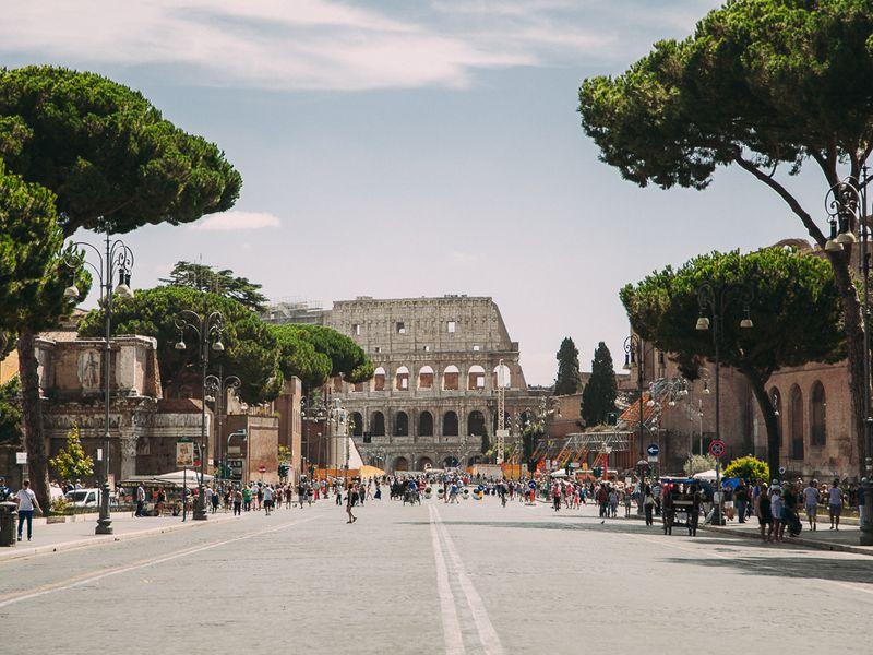 Экскурсия Римские приключения, мифы и факты