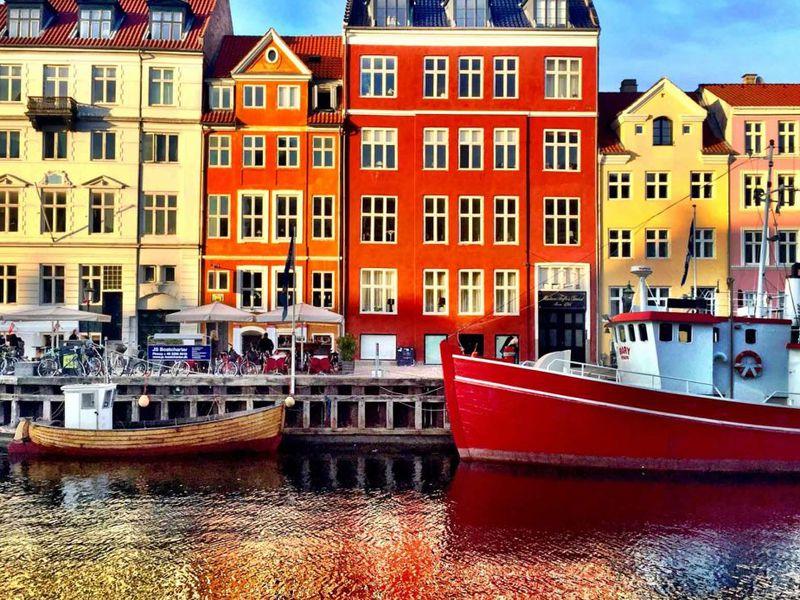 Экскурсия Копенгаген — первое знакомство
