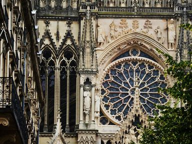 Влюбиться вРеймс, город французских королей!