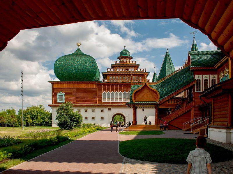 Экскурсия Дворец в Коломенском: как жили русские цари