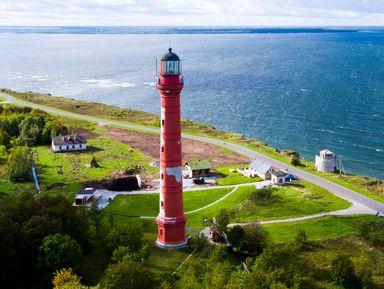Путешествие к маякам Эстонии