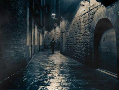 Whitechapel: тур по следам Джека Потрошителя