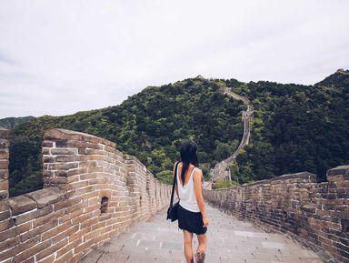 Великая Китайская стена и чайный рынок Маляньдао