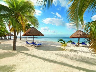 Райские острова Мексики