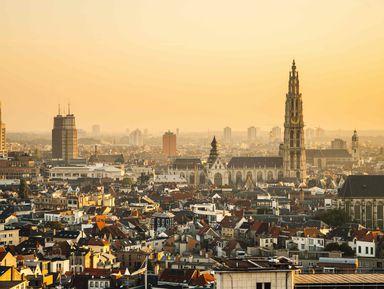 Экскурсия в Антверпене: Антверпен — история и современность