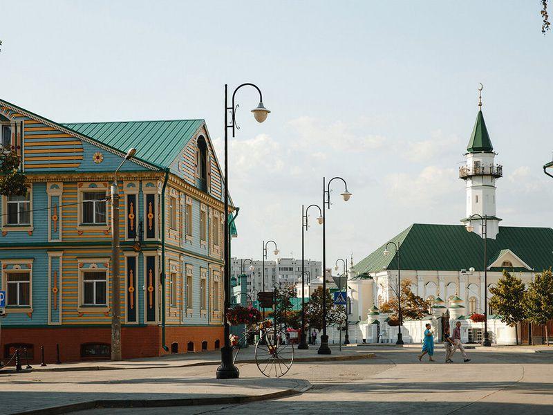Старо-Татарская слобода: все краски татарской культуры