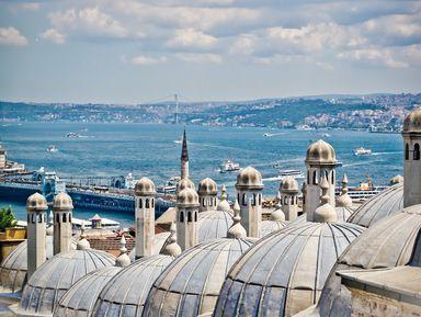 Стамбулотерапия— город без фильтров, туристов исуеты
