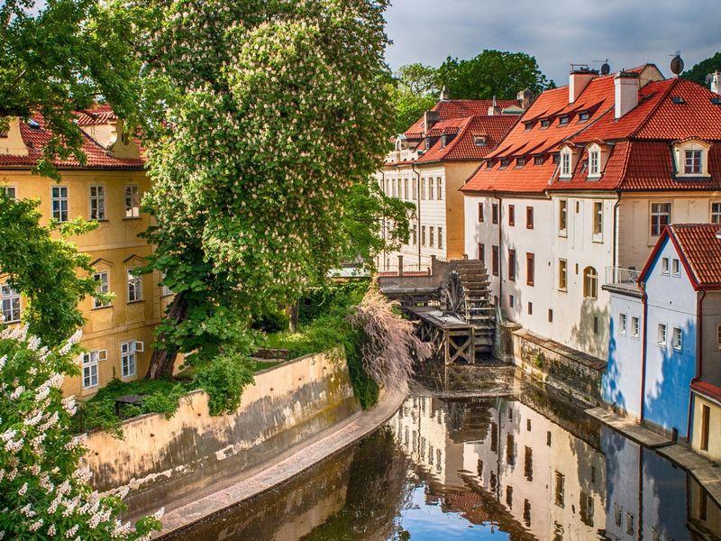 Экскурсия Прага глазами столетий: два маршрута