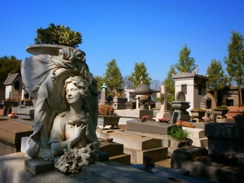 Экскурсия Кладбище Пер-Лашез