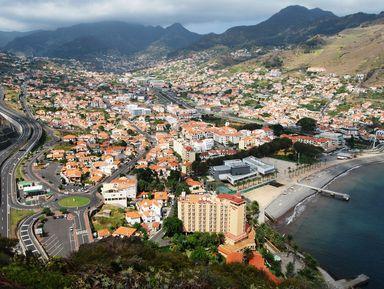 Экскурсии и гиды - Мадейра