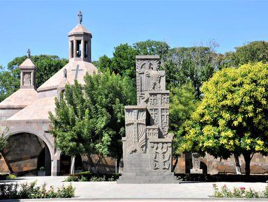 Сердце и Душа Армении: Ереван и Эчмиадзин