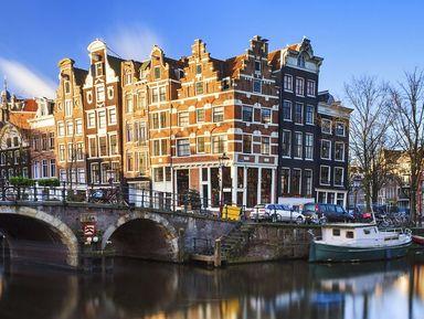 Знакомьтесь, Амстердам!