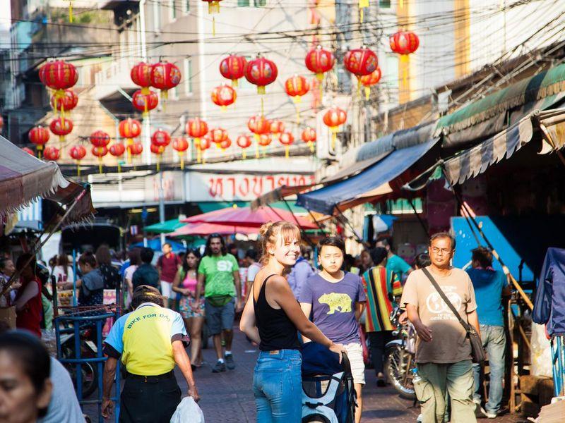 Экскурсия Многоликий Бангкок
