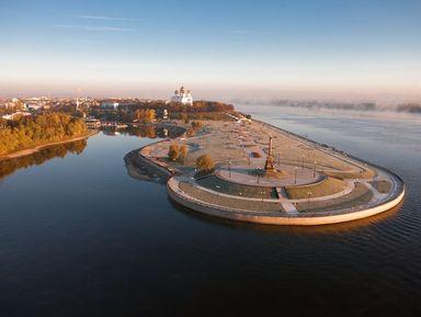 Обзорная экскурсия по Ярославлю