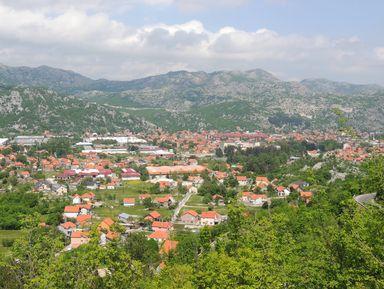 Историческая Черногория — Цетинье, Ловчен, Негуши и крепость Горажда