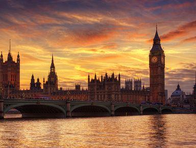 Прогулка по Вестминстеру с посещением живых дебатов в Парламенте